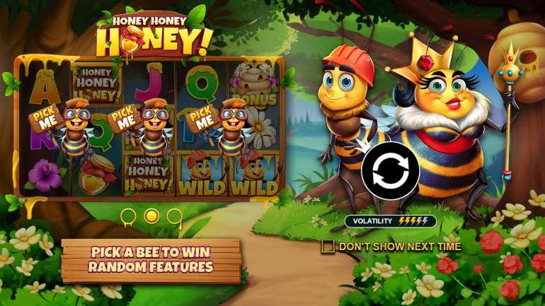Honey honey honey хани игровой автомат