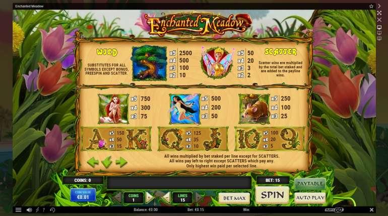 Компания онлайн enchanted meadow зачарованный луг игровой автомат выигрыши интернет