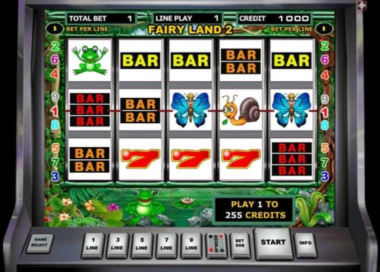Игровой автомат fairy land 2 украина