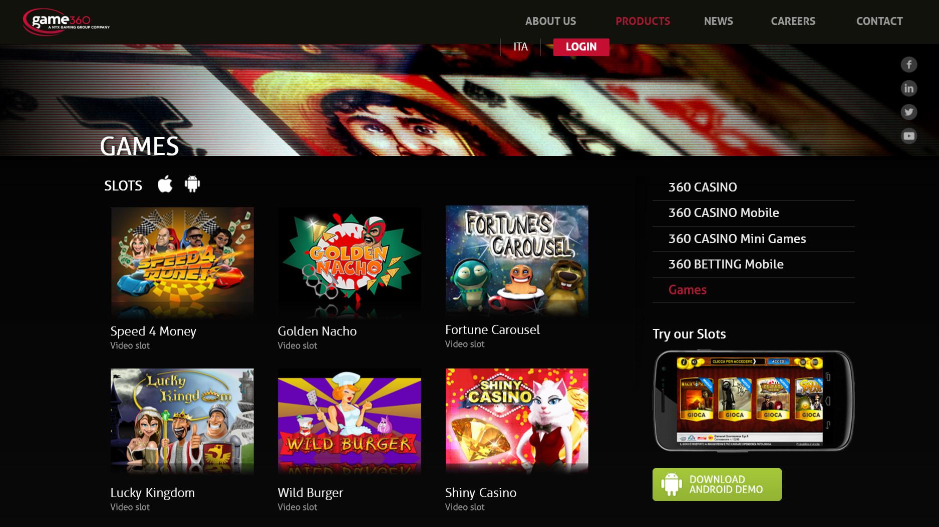 игровые автоматы game360